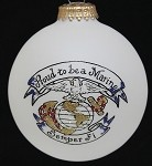 United States Marine Ornament